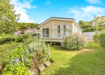 Thumbnail 2 bed mobile/park home for sale in Sand Banks, Walton Bay, Clevedon