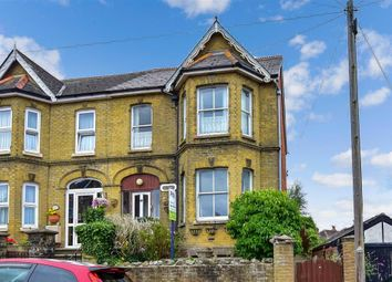 Thumbnail 4 bed semi-detached house for sale in Mount Pleasant Road, Newport, Isle Of Wight