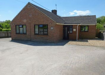 Thumbnail 3 bed detached bungalow for sale in Rollestone Road, Shrewton, Salisbury