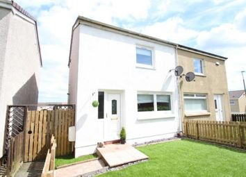 Thumbnail 2 bed semi-detached house for sale in Balmoral Path, Larkhall, South Lanarkshire