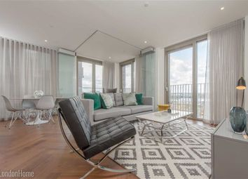 Thumbnail 2 bedroom flat for sale in Capital Building, Embassy Gardens, Vauxhall, London