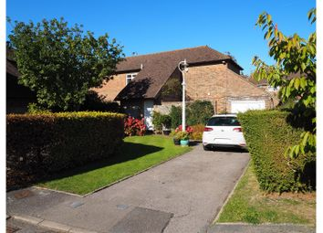 Thumbnail 3 bed detached house for sale in Hobs Acre, Steyning