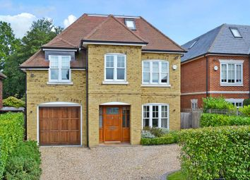 Thumbnail 6 bed detached house to rent in The Ridgeway, Oxshott