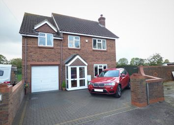 Thumbnail 4 bed detached house for sale in Coronation Road, Cranfield