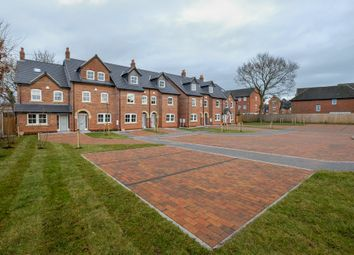 Thumbnail 3 bed town house for sale in Cedarfield Road, Lymm