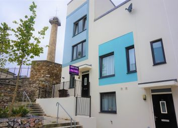 Thumbnail 3 bedroom end terrace house for sale in Curtis Street, Plymouth