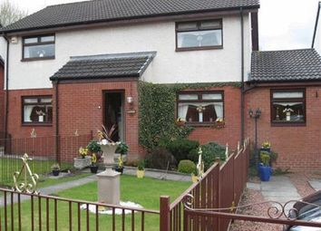 Thumbnail 3 bed semi-detached house for sale in Wards Crescent, Langloan, Coatbridge