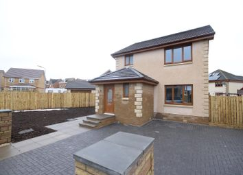 Thumbnail 3 bed detached house for sale in Station Gate, Netherburn, Larkhall
