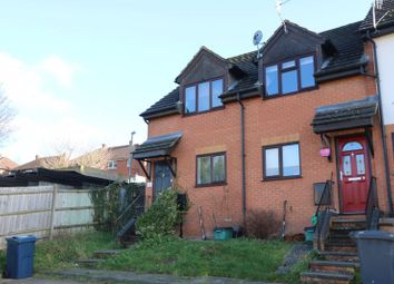 Thumbnail 2 bed terraced house for sale in Hanging Croft Close, High Wycombe