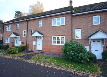 Thumbnail 2 bed terraced house for sale in Brakes Rise, College Town, Sandhurst