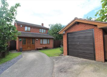 Thumbnail Detached house for sale in Sunningdale Close, Wrexham