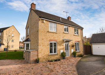 Thumbnail 3 bed semi-detached house for sale in Corncrake Way, Bicester