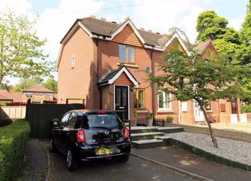 Thumbnail 2 bed town house for sale in The Ridgeway, Sedgley, Dudley