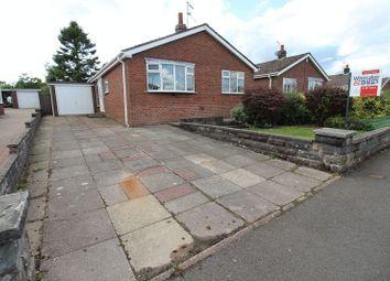 Thumbnail 3 bed detached bungalow for sale in Broomfields, Biddulph Moor, Stoke-On-Trent