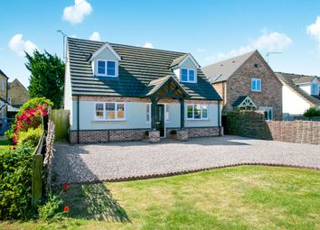Thumbnail 3 bed bungalow for sale in Back Road, Murrow, Wisbech