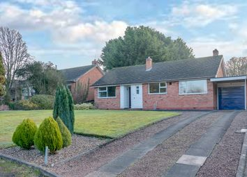 Thumbnail 3 bed detached bungalow for sale in Lower Cladswell Lane, Cookhill, Alcester