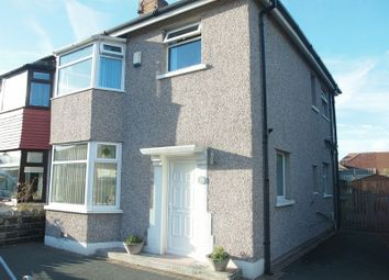 Thumbnail 3 bed semi-detached house for sale in Foxholes Road, Morecambe