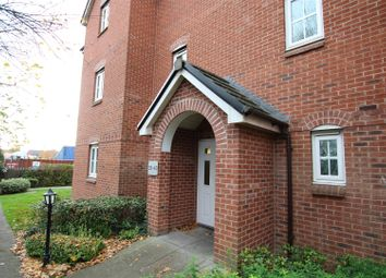Thumbnail 2 bedroom flat for sale in Hendeley Court, Burton-On-Trent