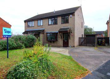 3 bed semi-detached house for sale in Leconfield Close, Doddington Park, Lincoln LN6