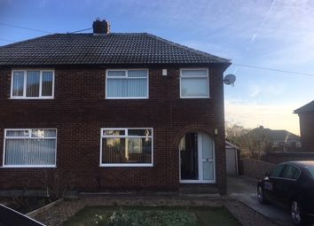 Thumbnail 3 bed semi-detached house to rent in Park Hill Close, Bradford, West Yorkshire
