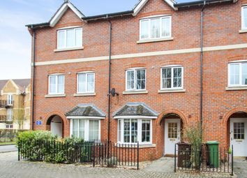 Thumbnail 4 bed terraced house for sale in Hornbeam Way, Weston Turville, Aylesbury