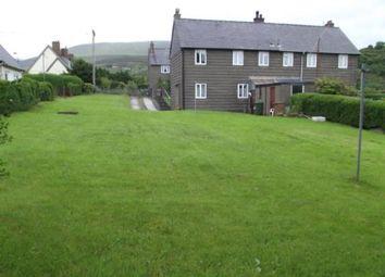 Thumbnail 3 bed semi-detached house for sale in Maes Gwylfa, Clwt Y Bont, Caernarfon, Gwynedd