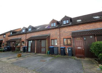 Thumbnail 2 bedroom terraced house for sale in Rhodes Close, Egham