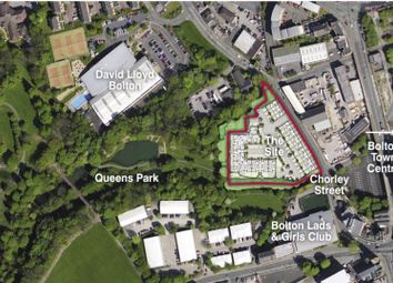 Thumbnail Land for sale in Chorley Street, Bolton