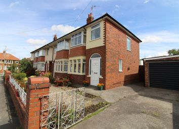 Thumbnail 3 bed end terrace house to rent in Rutland Avenue, Poulton-Le-Fylde