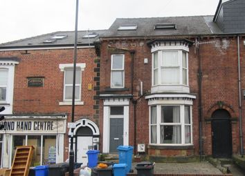 Thumbnail 8 bed terraced house to rent in Crookesmoor Road, Crookemoor
