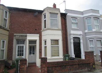 Thumbnail 3 bed terraced house for sale in Copnor Road, Copnnor, Portsmouth