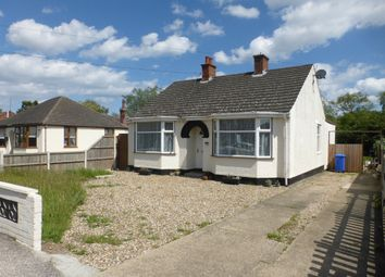 Thumbnail 4 bedroom detached bungalow for sale in Long Road, Carlton Colville, Lowestoft