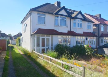 Thumbnail 3 bed semi-detached house for sale in Station Avenue, Epsom