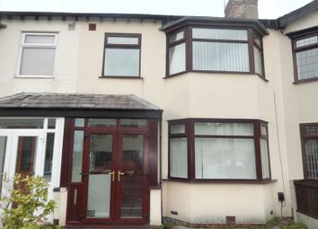 Thumbnail 3 bed terraced house to rent in Birley Street, Newton-Le-Willows