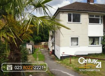 Thumbnail 2 bedroom flat to rent in Gainsford Road, Southampton