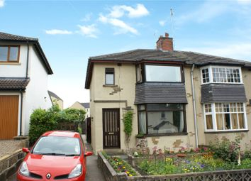 Thumbnail 3 bed semi-detached house for sale in Healey Avenue, Bingley, West Yorkshire