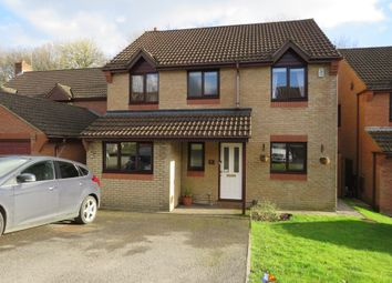 Thumbnail 4 bed detached house for sale in Phillips Close, Rownhams, Southampton