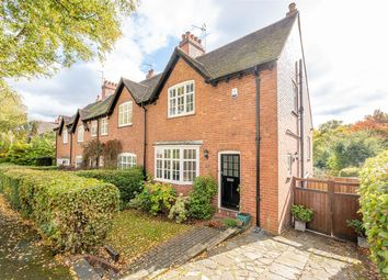 Thumbnail 4 bed end terrace house for sale in Margaret Grove, Harborne, Birmingham
