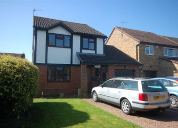 Thumbnail 3 bed detached house for sale in Hildyard Close, Hardwicke, Gloucester