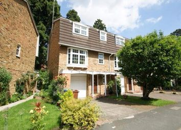 Thumbnail 4 bed end terrace house to rent in Westbury Lodge Close, Pinner