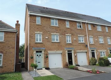 Thumbnail 3 bed town house for sale in Hutchinson Way, Radcliffe, Manchester, Lancashire