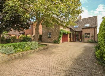 Thumbnail 5 bedroom detached house for sale in Red House Gardens, Soham, Ely