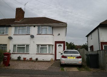 Thumbnail 2 bed maisonette for sale in Cornwall Avenue, Farnham Royal, Slough