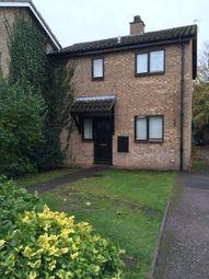 Thumbnail 2 bedroom end terrace house to rent in Church Lane, Guilden Morden