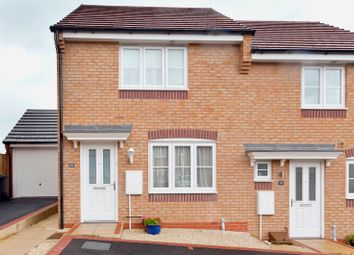 Thumbnail 2 bedroom mews house for sale in Lamphouse Way, Wolstanton, Newcastle-Under-Lyme