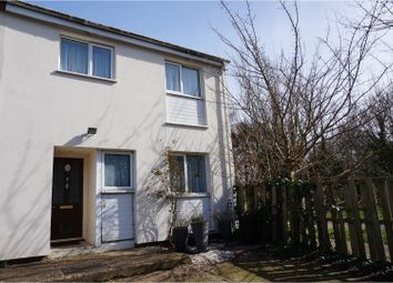 Thumbnail 3 bedroom end terrace house for sale in Menzies Close, Southampton