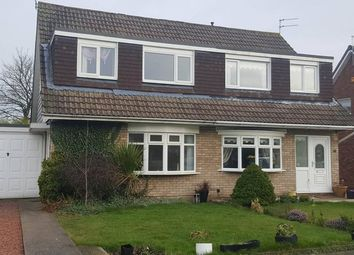 Thumbnail 3 bed semi-detached house to rent in Osprey Drive, Blyth