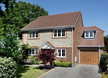 Thumbnail 4 bed detached house to rent in Mount Pleasant Road, Weald, Sevenoaks