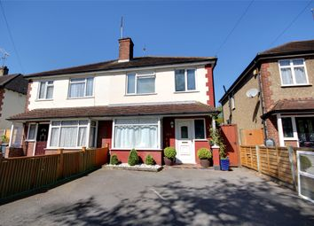 Thumbnail 3 bedroom semi-detached house to rent in Prairie Road, Addlestone, Surrey