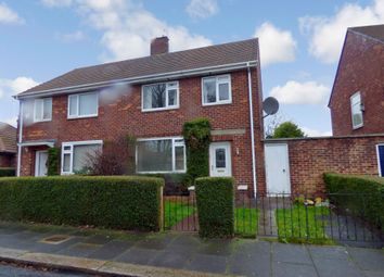 Thumbnail 3 bed semi-detached house to rent in Cowpen Road, Blyth